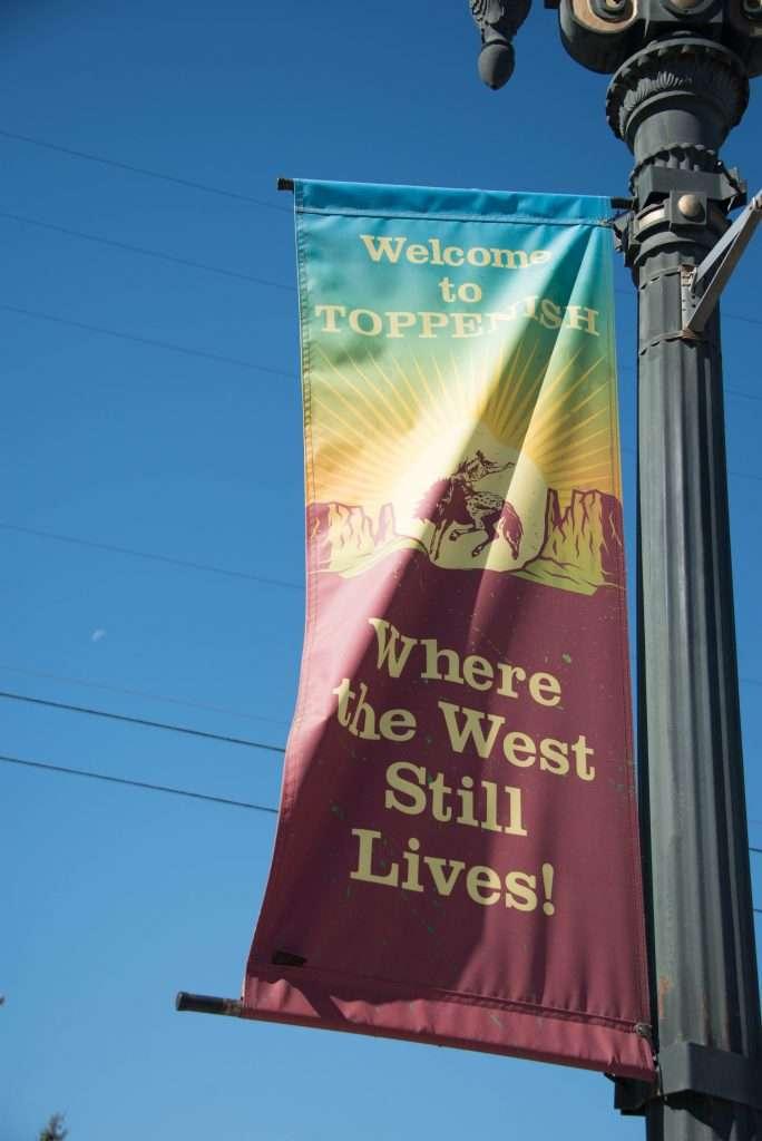 Toppenish Banner