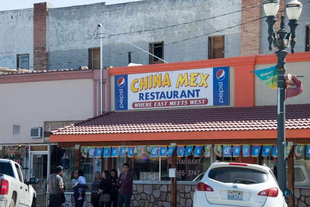 Toppenish China Mex