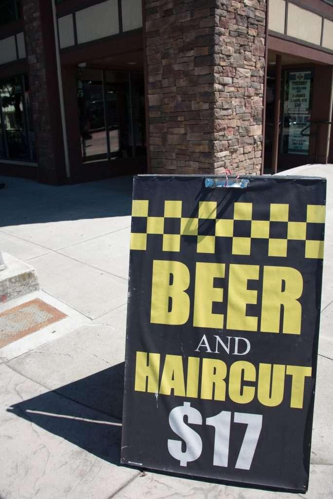Beer & Haircut