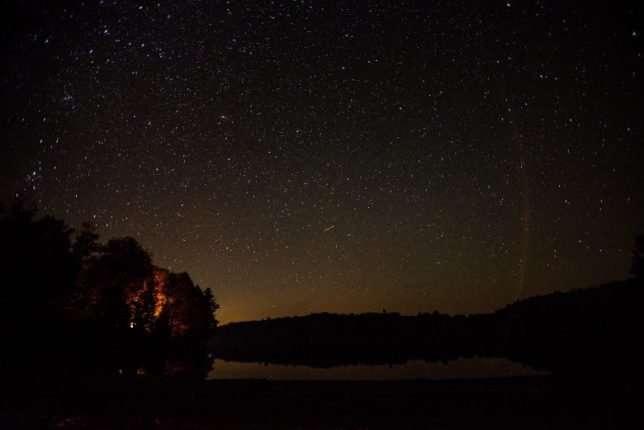Sharbot Lake Stars
